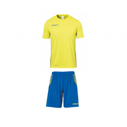 Score Playing Kit Lime Yellow / Azure